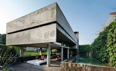 Radical but Passive House by Andra Matins