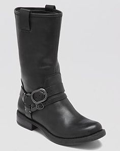 Lucky Brand Moto Boots - Novah Buckle $107.40 - Buy it here: https://www.lookmazing.com/lucky-brand-moto-boots-novah-buckle/products/5137976?shrid=46_pin