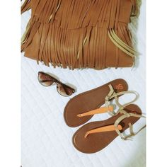 Color Block Sandals Beige and orange gladiators, worn maybe twice! Super cute for the summer! SO Shoes Sandals
