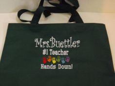 #1 Teacher-- Hands Down!