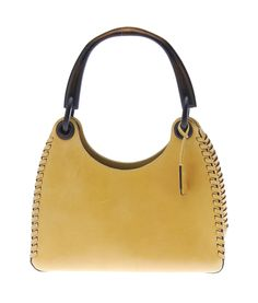 This Gucci Yellow Leather Mini Tote Bag is now available on our for $100.00. Check out our collection of authentic Gucci merchandise at http://cashinmybag.com/?s=gucci&post_type=product. Our bags do sell very quickly. But don't worry, new items are listed daily.