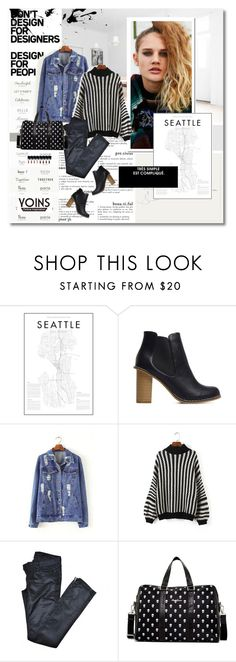 """You know yo're right - Yoins.com"" by undici ❤ liked on Polyvore featuring Maje and Robert Graham"