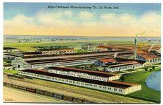Allis- Chalmers Manufacturing Co., La Porte, IN