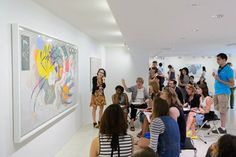 Written by Jackie Delamatre Recently, the use of questions in art museum teaching has been questioned. In their book, Teaching in the Art Museum: Interpretation as Experience, Rika Burnham and Elli...