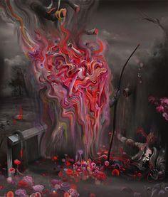 Increíble Arte Surreal de Michael Page