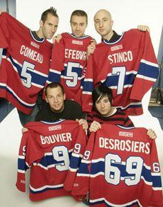 hot rock stars + hockey = <3    mmmm :)