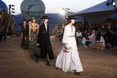 Christian Dior Resort 2018 Atmosphere and Candid Photos - Vogue