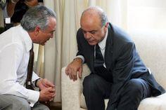 AGORA LASCOU: Odebrecht entrega comprovantes de pagamento de propina à Serra que deve deixar governo; ASSISTA VÍDEO!