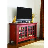 """Found it at Wayfair - Hidden Treasures 48"""" TV Stand ~ Debating on getting this. Kind of expensive, however beautiful!"""