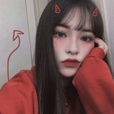 Image de ulzzang, girl, and korean Mode Ulzzang, Ulzzang Korean Girl, Cute Korean Girl, Asian Girl, Korean Beauty, Asian Beauty, Ulzzang Girl Fashion, Pretty People, Beautiful People
