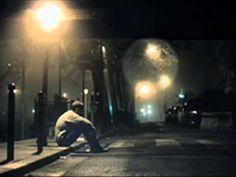 Opening - Guy sitting on the pavement, under streetlight