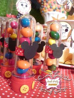 Mickey Mouse Birthday Party Ideas | Photo 4 of 24 | Catch My Party