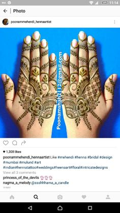 137 Best Henna For Palm Images Mehndi Art Henna Art Henna Mehndi