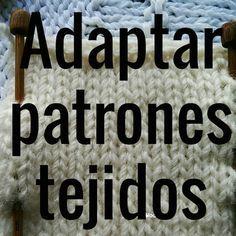 Como Hacer Un Bonito Vestido A Crochet P - Diy Crafts - maallure Knitting Basics, Knitting Stitches, Baby Knitting, Knitting Patterns, Soy Woolly, Diy Crafts Crochet, Tips & Tricks, Knitted Bags, Knit Crochet