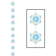 Shop for Club Pack of 12 Winter Wonderland Themed Snowflake Stringer Christmas Hanging Party Decorations Get free delivery On EVERYTHING* Overstock - Your Online Kitchen & Dining Store! Get in rewards with Club O! Snowflake Cutouts, Wooden Snowflakes, Christmas Snowflakes, Winter Christmas, Snowflake Decorations, Christmas Party Decorations, Snowflake Designs, Christmas Themes, Hanging Decorations