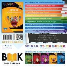 Get the grade with Learning and Teaching Support Materials for grades 8 to 12 Afrikaans and English literature, language, and media studies. Exam Guide, Visual Literacy, Film Studies, Background Information, English Literature, Short Stories, Insight, Teaching, This Or That Questions