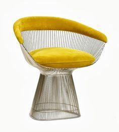 Platner Lounge Chair - Decor