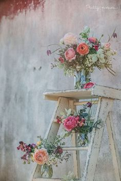 Flower Links featuring a beautiful blog post full of stunning floral photos by Clare West at Green & Gorgeous
