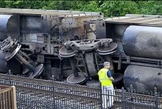 Two killed as CSX train derails in Ellicott City overnight - Post Now - The Washington Post