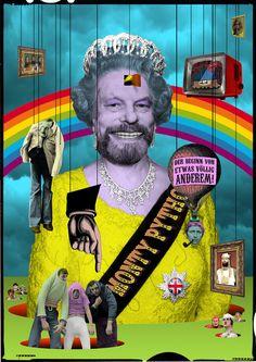 FAZ - Terry Gilliam - illustrated by Burkhard Neie