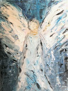 Angel Paintings, Fairies, Angels, Shabby, Art, Canvases, Diy Crafts, Pictures, Faeries