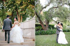 jaclyn and michael | yorba linda wedding | richard nixon library & museum wedding | bridal portraits | bride and groom
