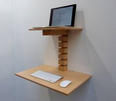 At IDS16: an affordable, minimal and ergonomic standing desk : TreeHugger