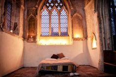 Church camping is Britain's newest craze