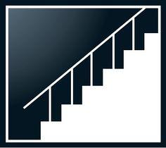 Bond Graphic Haiku - Stairs