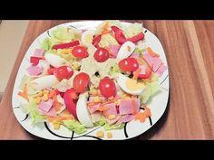 Moja salatka na odchudzanie / Kasia ze slaska - YouTube Fruit Salad, Youtube, Food, Diets, Fruit Salads, Meal, Essen, Youtubers