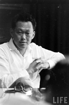 "I have a huge history crush on Mr. Lee Kuan Yew. In the early 1960s, this badass mofo fought for a ""Malaysian Malaysia"", where every citizen of various race, religion and culture would be granted equal citizen rights. Unfortunately, the Malaysian government at the time booted him and Singapore out in 1965 due to opposing views, two years after the formation of Malaysia. Leaving him with a small island, less than 2 million Singaporeans and no natural resources, fated for failure. And guess…"