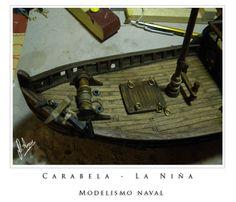 """Carabela """"La Niña"""""""