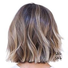 Balyage short hair trends 2017 05 72dpi