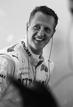 Michael Schumacher, Friday in Brazil
