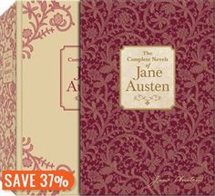 The Complete Novels Of Jane Austen  -looks like a lovely edition