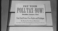 No Money, No Vote: Ohio's Republican Legislature's Plan For A Poll Tax.  The Supreme's HAVE to find this one unconstitutional ~ but will they?