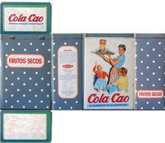 Lata de Cola Cao antigua para imprimir   -   Vintage tin Cola Cao Print