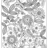 FREE printable Christian Religious adult coloring sheets w bible