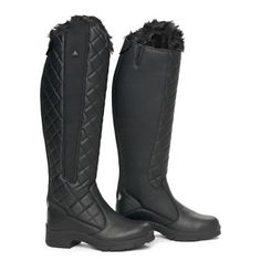 Mountain Horse Ladies Stella Polaris Winter Boot and Tall English Winter Riding Boots |