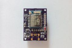 ESP8266 wireless low