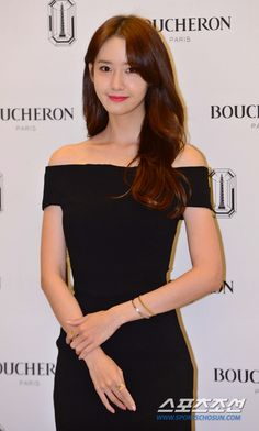 SNSD's pretty YoonA at BOUCHERON's event ~ Wonderful Generation ~ All About SNSD, Wonder Girls, and f(x)