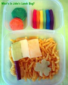 What's In Our Lunch Bags?: St. Patrick's Day Ideas! It's Blog Hop time!