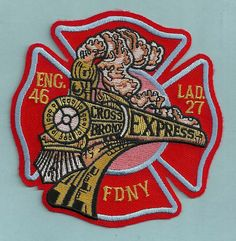 9 Best FDNY patch images in 2016 | Patches, Fire fighters