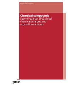 Chemical compounds, fusions-acquistions dans le secteur de la chimie T2 2012.