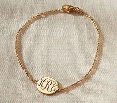 Gold Cara Bracelet