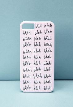 ban.do Blah Phone Case | FOREVER21 | #f21branded