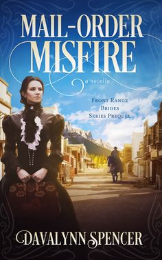 New cover for Mail-order Misfire.