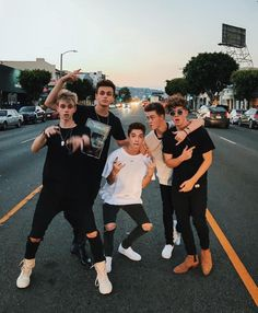 Why are they always taking pics in the middle of the street