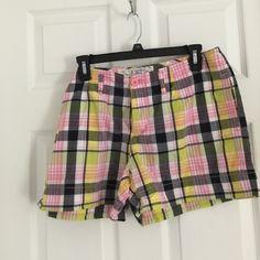 Shorts Plaid lfl shorts Shorts Skorts