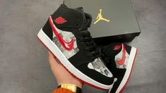 Cheap Jordans For Sale Air Jordan the cool and fashion air jordan shoes. Cheap Jordans For Sale, Cheap Jordan Shoes, Air Jordan Shoes, Red Sneakers, Sneakers Nike, Black Basketball Shoes, Cheap Air, Prom Shoes, Shoe Sale